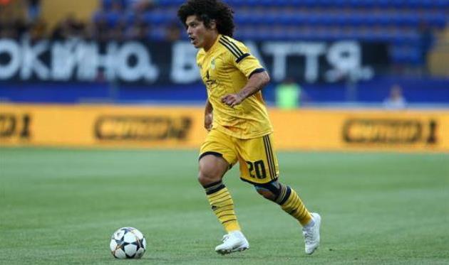 Марсио Азеведо, © Роман Шевчук, Football.ua