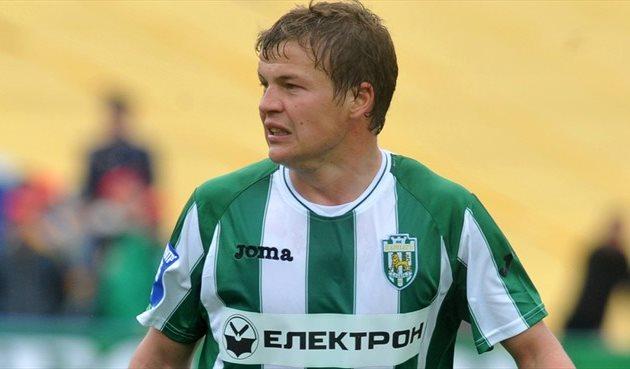 Денис Кожанов, uefa.com