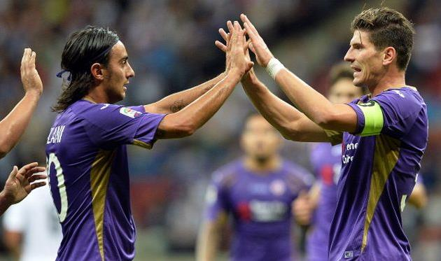 Фиорентине удалось обыграть даже Реал, фото gazzetta.it