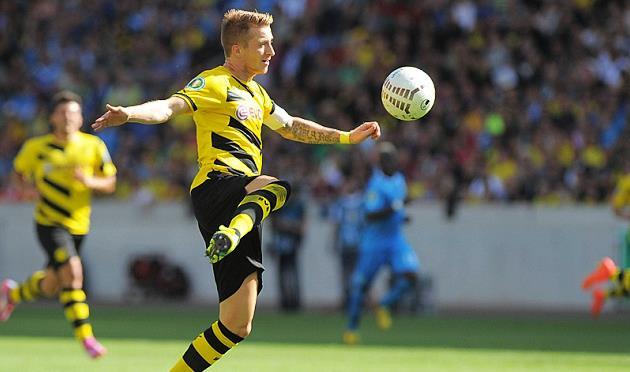 Марко Ройс, kicker.de