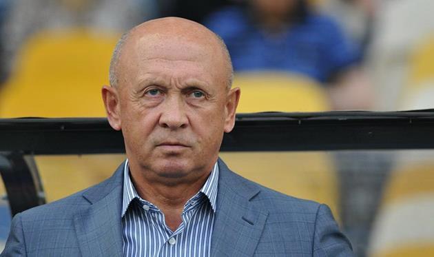 Николай Павлов, фото Ильи Хохлова, Football.ua