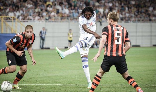 Дьемерси Мбокани, фото Б.Зайца, Football.ua