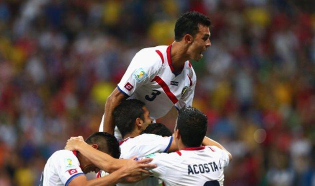 Джанкарло Гонсалес привлек внимание Палермо своей игрой на ЧМ. Фото Getty Images