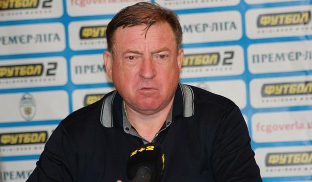 Вячеслав Грозный, fcgoverla.uz.ua