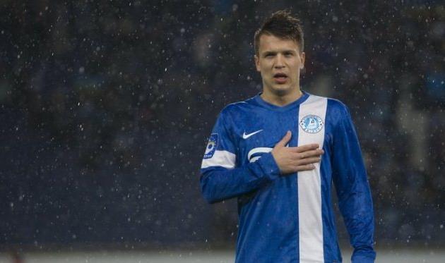 Евгений Коноплянка, фото С.Ведмидя, Football.ua