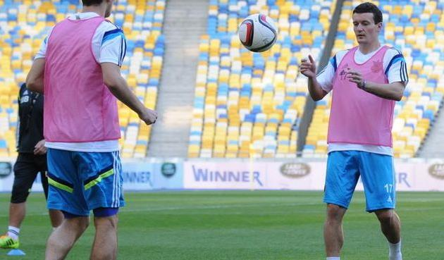 Артем Федецкий, фото Football.ua