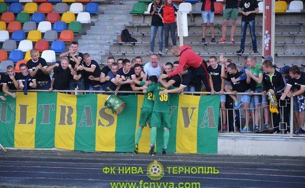 Впервые в сезоне Нива порадовала болельщиков, фото fcnyva.com
