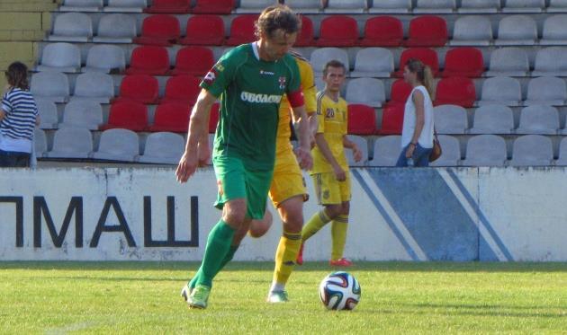 Андрей Корнев, фото Артура Валерко, Football.ua
