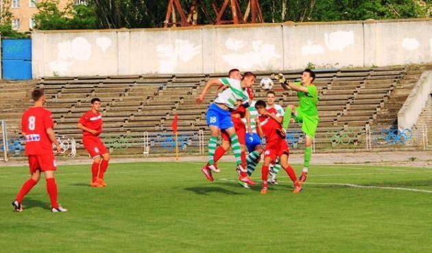 В последнем матче херсонцы и белоцерковцы забили 8 мячей на двоих, fckristal.at.ua