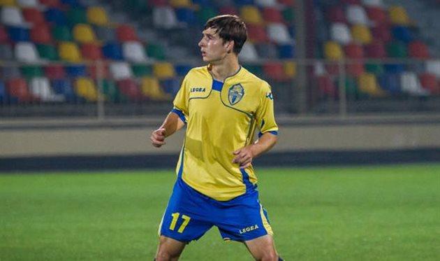 Виталий Богданов, фото fc.ternopil.ua