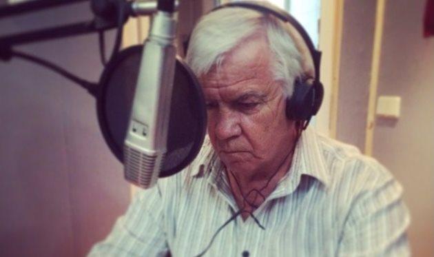 Владимир Мунтян в эфире радиопередачи
