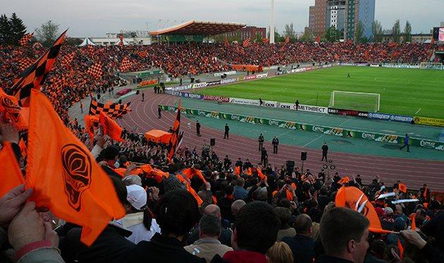 Стадион Олимпийский в Донецке, wikimedia.org