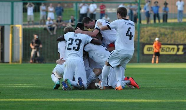 Олимпик ставит задачу закрепиться в УПЛ, фото И. Хохлова, Football.ua