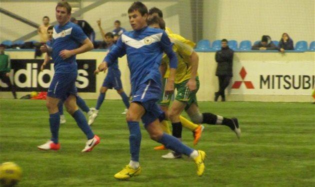 Егор Картушов, фото Артура Валерко, Football.ua