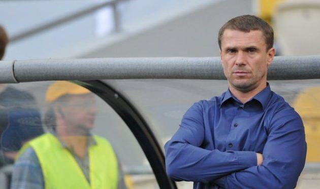 Сергей Ребров, фото football.ua