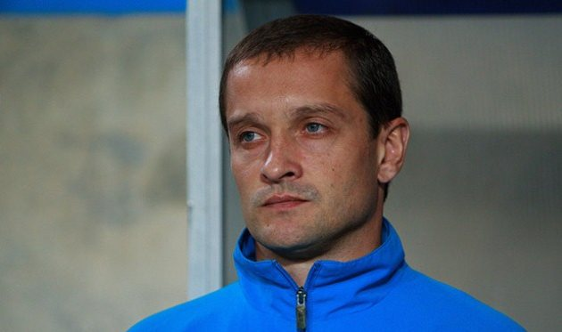 Роман Санжар, фото www.fcdnipro.ua