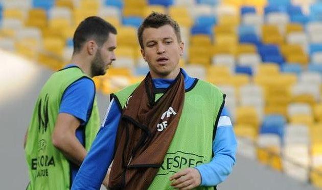 Руслан Ротань, фото И.Хохлова, Football.ua