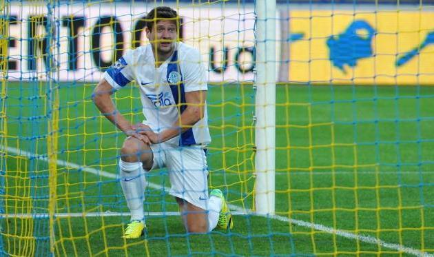 Евгений Селезнев, фото М.Масловского, Football.ua