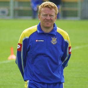 Олег Кузнецов, фото football-online.com.ua
