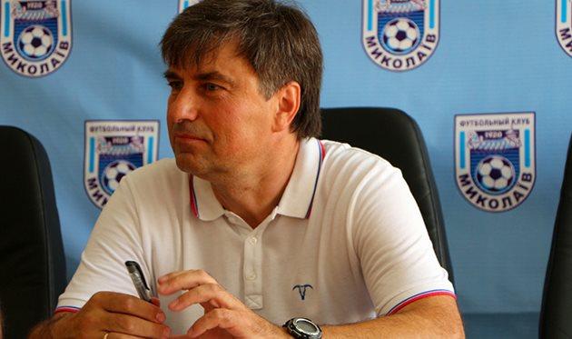 Олег Федорчук, niksport.com.ua