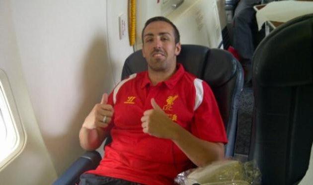 Хосе Энрике, фото www.liverpoolfc.com