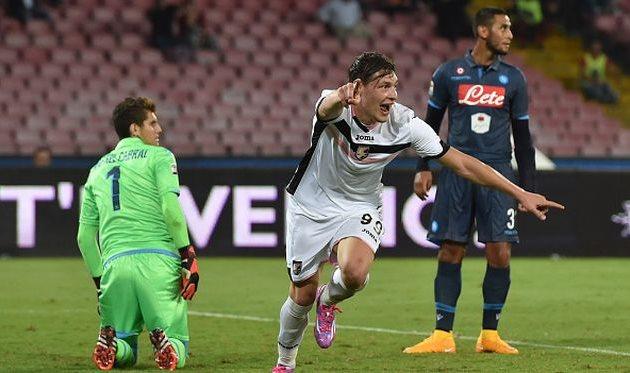 Белотти лишил Наполи победы, Getty Images