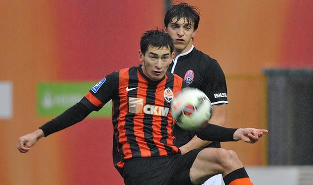 Степаненко получил возможность отдохнуть, фото Ильи Хохлова, Football.ua