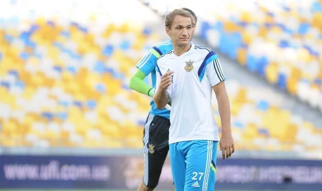 В этом году Макаренко дорос до национальной сборной, фото И. Хохлова, Football.ua