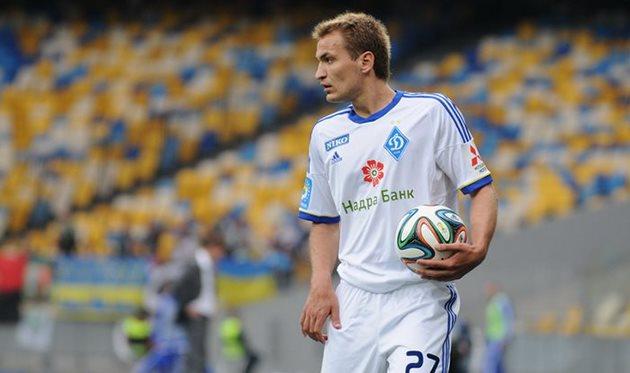 Евгений Макаренко, фото Ильи Хохлова, Football.ua
