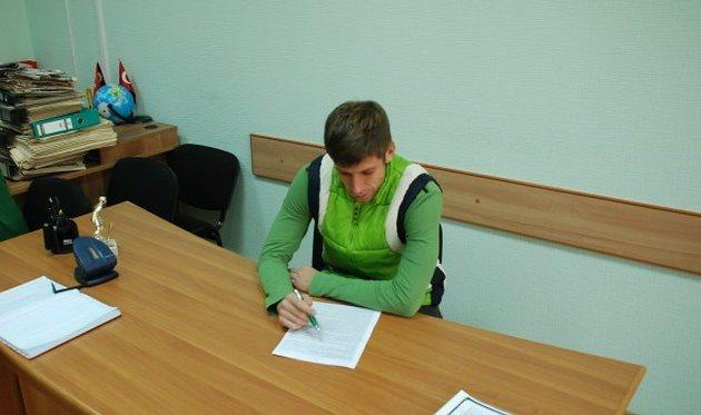 Константин Коваленко, fcbrovar.obolon.ua