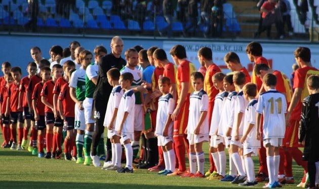 Тур запомнится не только благодаря кировоградскому дерби, фото fczirka.com.ua