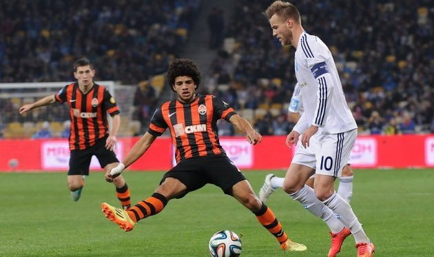 Тарас Степаненко (на заднем плане), Getty Images