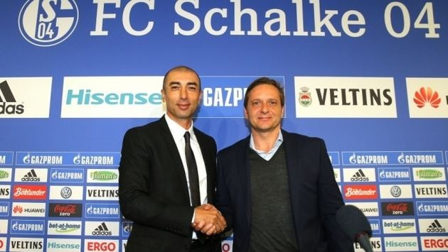 Роберто Ди Маттео (слева), schalke04.de