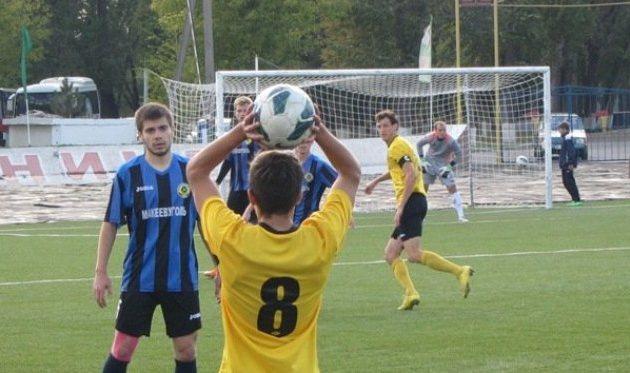 Макеевчане прервали 10-матчевую безвыигрышную серию победой над Энергией, фото nikopol-kolos.com.ua