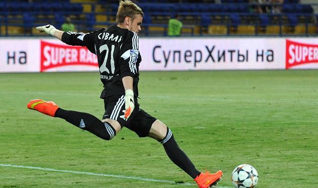Максим Коваль, фото Михаила Масловского, Football.ua