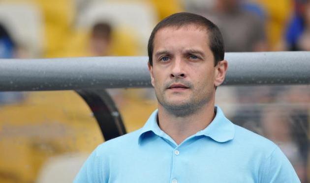 Роман Санжар, фото И.Хохлова, Football.ua