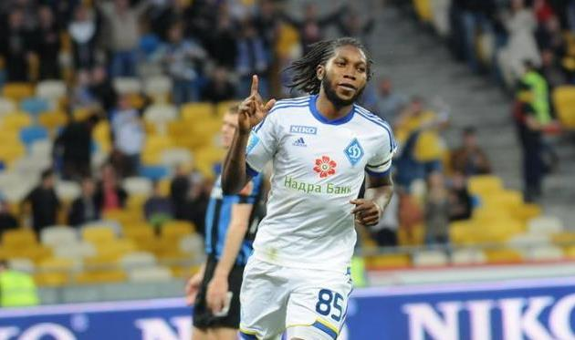 Дьемерси Мбокани, фото football.ua