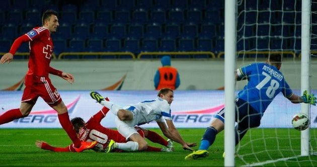 Дніпро громить Волинь і виходить у чвертьфінал Кубка України