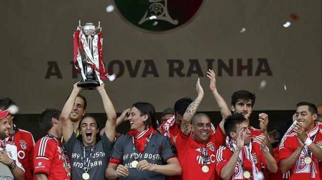 В прошлом сезоне трофей завоевала Бенфика, фото maisfutebol.iol.pt