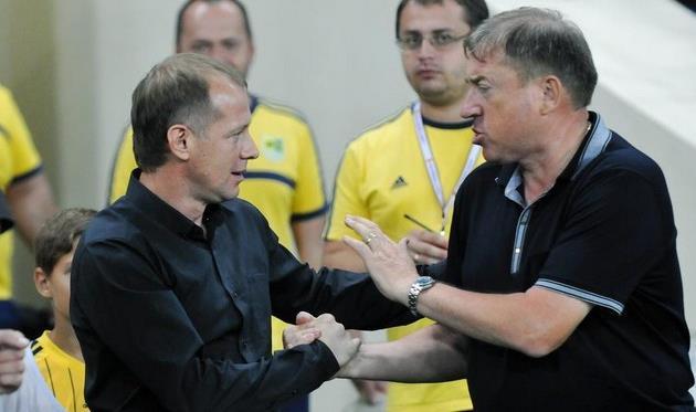 Грозный и Рахаев, ФОТО М. Масловского, Football.ua