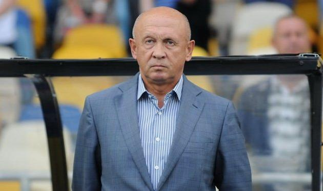 Николай Павлов, фото И.Хохлов, Football.ua