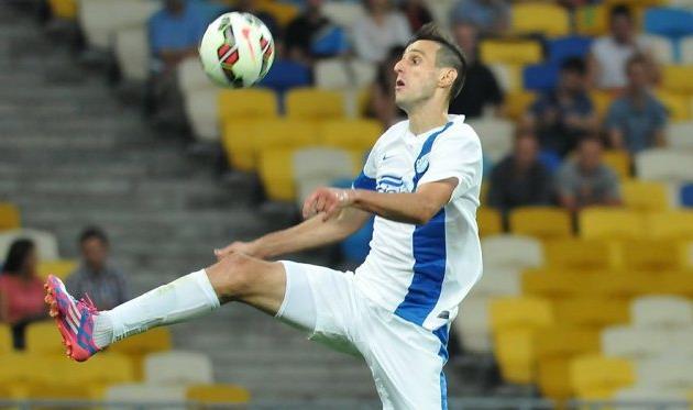 Никола Калинич, фото И.Хохлова, Football.ua