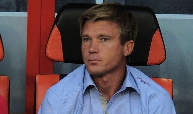 Юрий Максимов, фото shakhtar.com