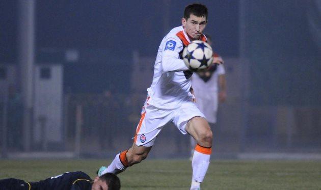 Тарас Степаненко, фото И.Хохлова, Football.ua