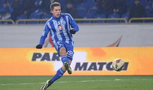 Артем Кравец, фото Ильи Хохлова, Football.ua
