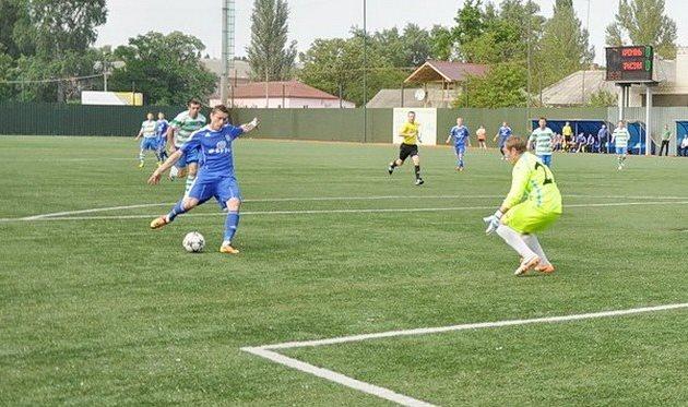 Весьма интересным ожидается и матч в Кременчуге, фото fckremen.com