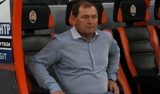 Валерий Яремченко, shakhtar.com