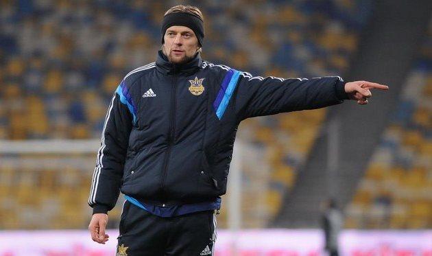 Анатолий Тимощук, фото Ильи Хохлова, Football.ua