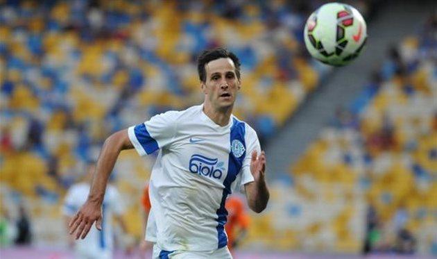 Никола Калинич, фото Ильи Хохлова, Football.ua