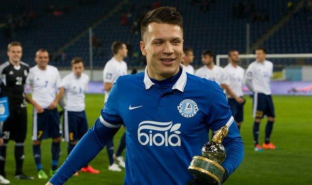 Евгений Коноплянка, фото Станислава Ведмидя, Football.ua